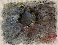 lanzarote-vulkankegel-zeichenfeder-aquarell-1999