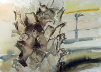 palmen-auf-lanzarote-aquarell-1999